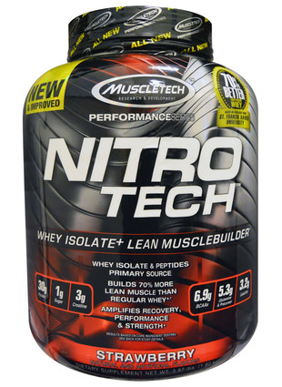 NITRO-TECH PERFORMANCE (1800 гр)