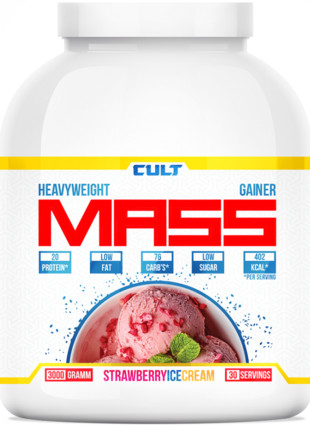 CULT MASS Gainer (3000 гр)