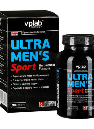 Ultra Men's Sport (90 таб)