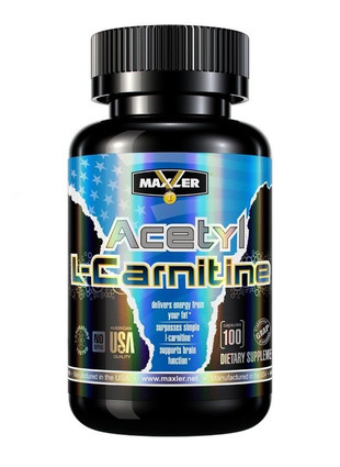 Acetyl L-Carnitine (100 капс.)
