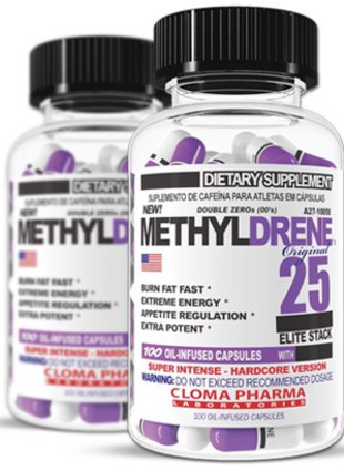 Methyldrene Elite (100 капс.)