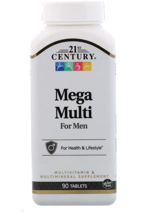 Mega Multi For Men (90 табл)