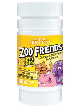 Zoo Friends extra C (60 табл)