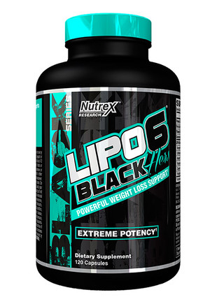 LIPO-6 BLACK ULTRA CONCENTRATE (60 КАПС)