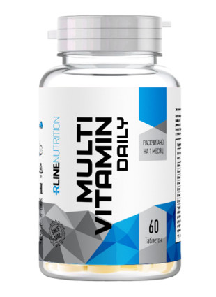 MULTIVITAMIN DAILY (60 КАПС)