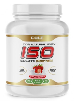 CULT ISO PROTEIN (900 ГР)