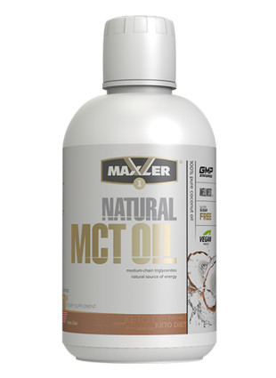 MCT Oil Natural (450 мл)