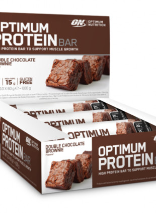 Optimum Protein Bar 10*60 гр.