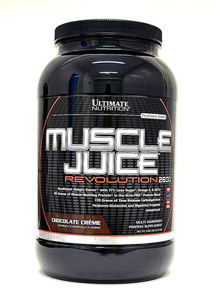 MUSCLE JUICE REVOLUTION (2120 гр)