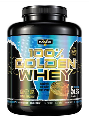 100% Golden Whey (2270 гр)