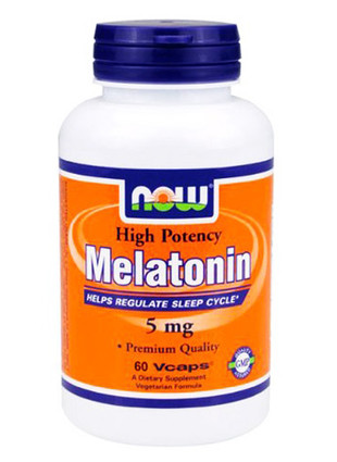 Melatonin 5 мг (60 капс)