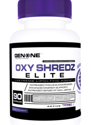 Oxy Shredz Elite (90 капс)