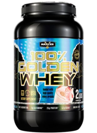 100% Golden Whey (908 гр)